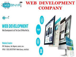 Webbinart is a software and web development company in switzerland