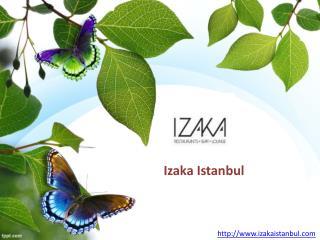 Istanbul best restaurants - Istanbul taksim restaurant
