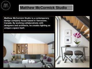 Contemporary design studio