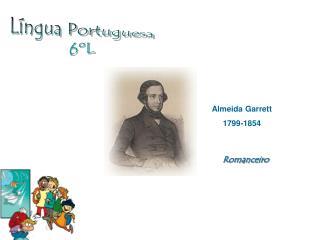 L ngua Portuguesa 6 L