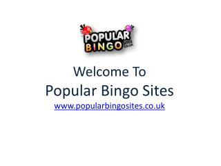 New Online Bingo Sites UK