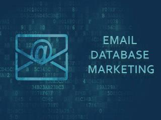 Email Marketing Techniques - E Database Marketing