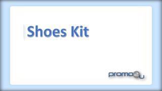 Shoe Kit - Promo2U