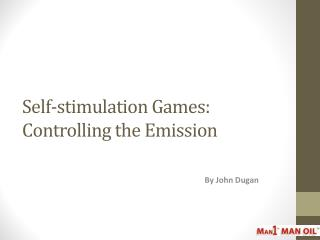 Self-stimulation Games: Controlling the Emission