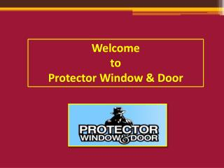 Get Commercial Security Window & Doors in Detroit, Michigan