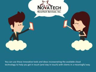 server support- novatechservices.com- cloud maintenance- cloud computing