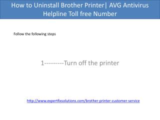 How to uninstall Brother Printer | Brother Printer Helpline Toll free Number