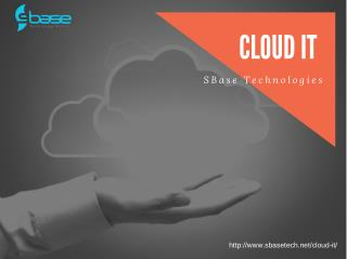 SBase Technologies cloud IT