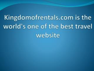 kingdomofrentals.com - Kingdom of rentals