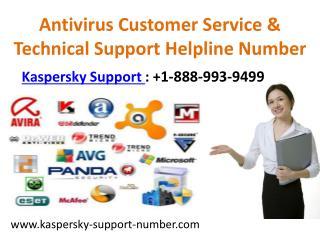 Kaspersky Customer Service 1-888-993-9499, Kaspersky Help