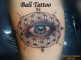 Bali Tattoo