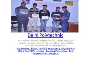 Delhi Polytechnic