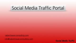 Social Media Traffic Portal