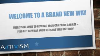 Start a Campaign