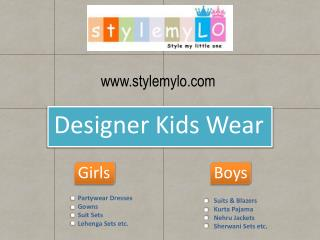 Save Your Money on Trendy Kid's Wear with Upto 50% Discount
