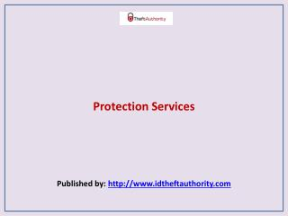 Theft Authority-Protection Services