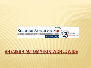 Shemesh Automation Worldwide