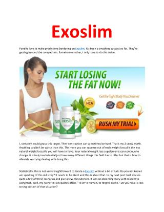 http://www.healthoffersreview.info/exoslim-reviews/