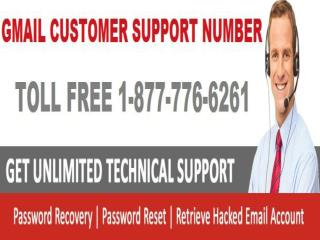 Now Fix Gmail problems With 1-877-776-6261 Gmail Tech Support Number