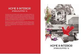 HOME & INTERIOR Spring/Summer 2016