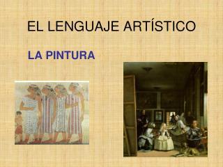 EL LENGUAJE ART STICO