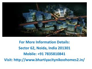 Nikoo Homes 2 Latest Composition by Bhartiya group