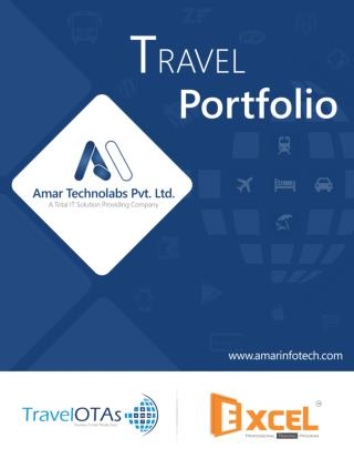 Travel Portal Development Portfolio