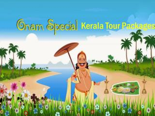 Onam Special Kerala Honeymoon Packages