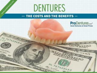 Understanding the Costs and Benefits of New Dentures in Houston, Texas
