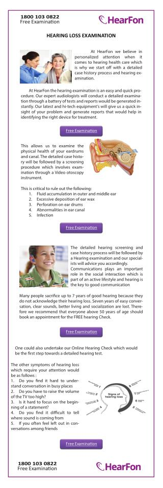 Hearing Aids Center | The Hearing Specialists | Best Hearing Aid Service Center in India