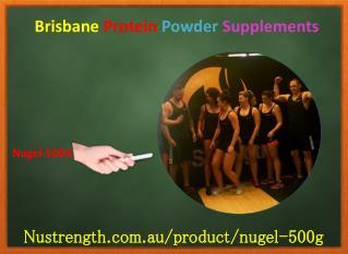 Brisbane Protein Powder Supplements