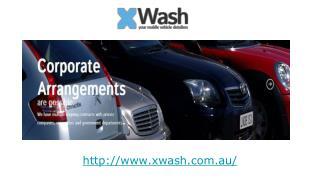 Car Detailing - X wash