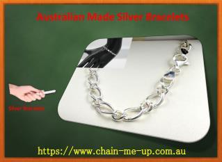 Australian Made Silver Bracelets