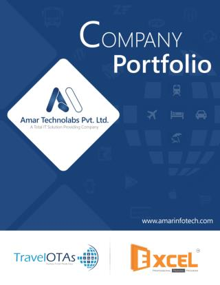 Web and Mobile Development Company Portfolio | Amar Infotech
