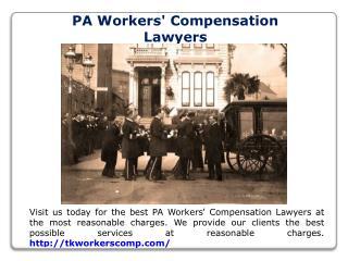 Work Injury Lawyer In Pennsylvania