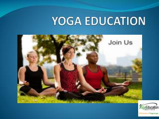 Yoga Teacher Training Southern California