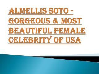 Beautiful Female Celebrity