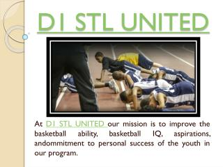 Be Goal Oriented – St. Louis Youth Basketball Academy