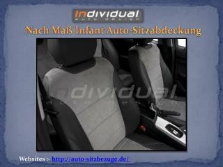 Schützen Autositze mit Qualitäts-Autositzbezüge