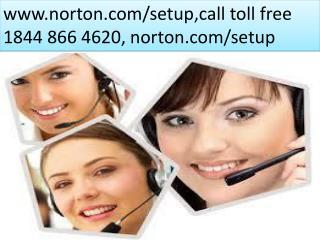 www.norton.com/setup, call toll free 1-844-866-4620 norton.com/setup