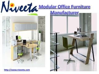 Modular Office Furniture Manufacturer