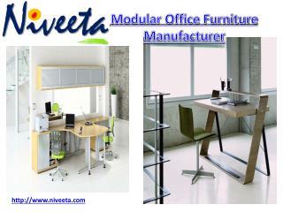 Modular Office Furniture Manufacturer