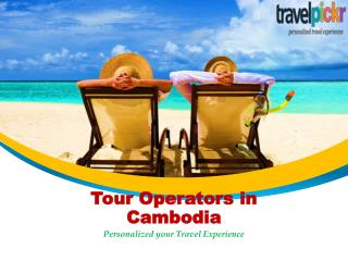 Tour Operators in Cambodia