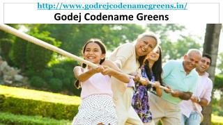 Godrej Codename Greens Undri Pune