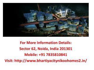Nikoo Homes 2 Customizable Asset at Bhartiya Group