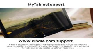 Kindle Com Support Toll Free Call At 844-305-0086