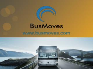 Bus Charter &  Coach Hire Services - Busmoves