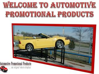 Welcome To Automotive Promotional Products