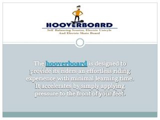 Hoover Board