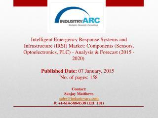 Intelligent emergency response systems